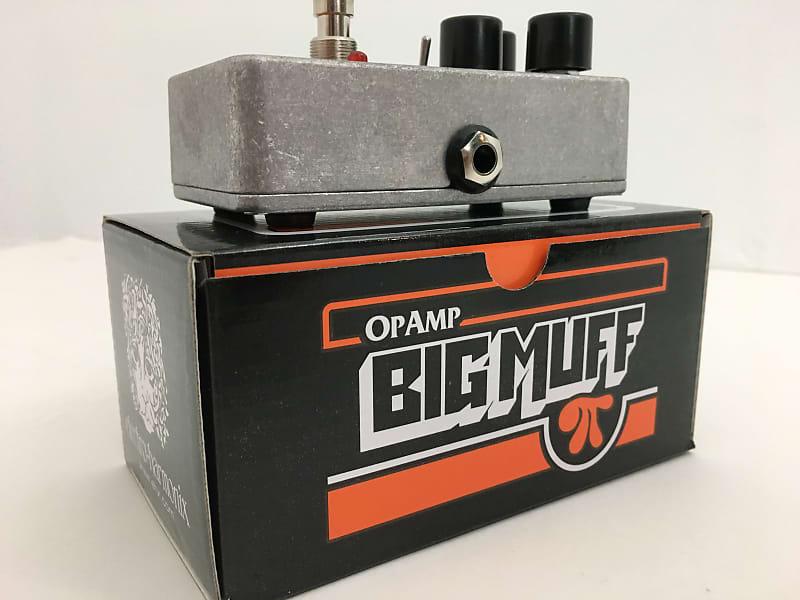 used electro harmonix e h op amp big muff guitar effect reverb. Black Bedroom Furniture Sets. Home Design Ideas