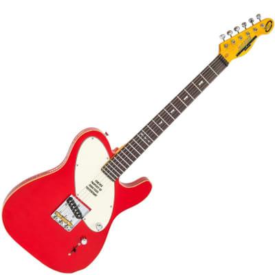 Vintage Joe Doe Series Jailbird S Gloss Red