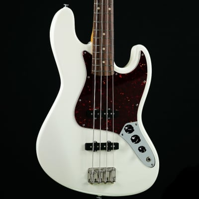 Suhr Classic J Bass - Olympic White for sale