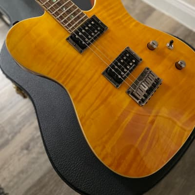 Fender  Special Edition Telecaster FMT 2019 Amber for sale
