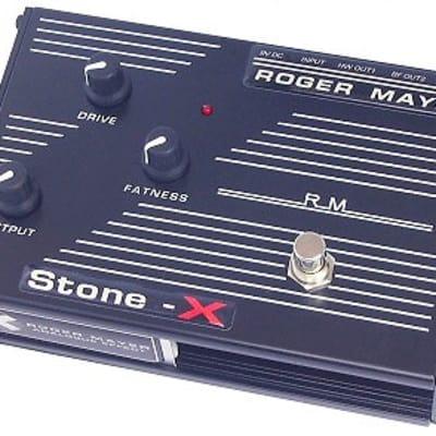 Roger Mayer Stone-X Fuzz Effect Pedal