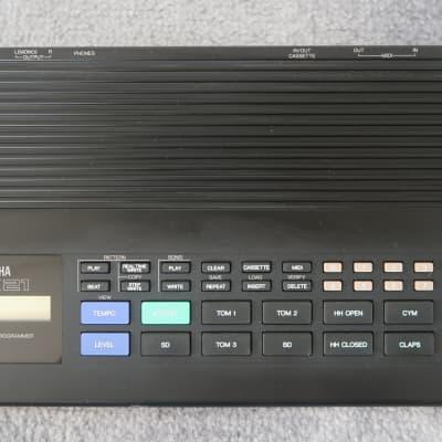 Yamaha RX21 Digital Rhythm Programmer, Made in Japan