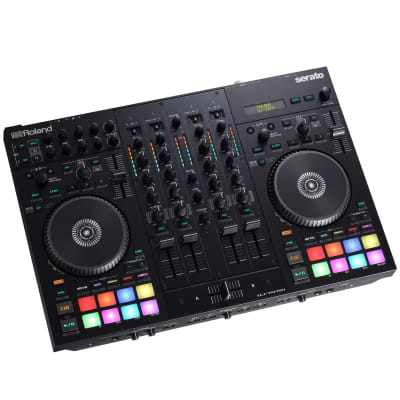 Roland DJ-707M DJ Controller/Mixer with Serato DJ Pro
