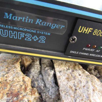 Martin  Ranger uhf 2+2 1990's Black