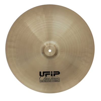 """UFIP Class Brilliant Cymbal 20"""" Fast China"""