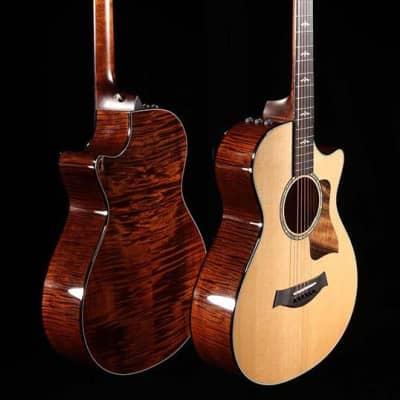 Taylor 612ce 12-Fret Acoustic Guitar 9127
