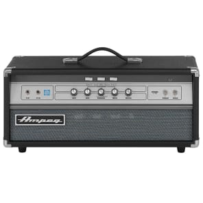 Ampeg V-4B 100-Watt Tube Bass Amp Head Reissue