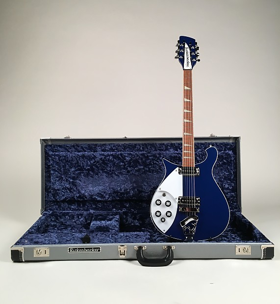 Image result for rickenbacker midnight blue guitars