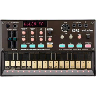 Korg Volca FM Digital Synthesizer -AUTHORIZED SELLER