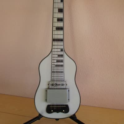 Otwin  Super Lap Steel 8-string 1950s/1960s grey very rare GDR for sale