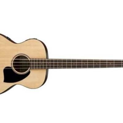 B Stock Musical Instruments & Gear Ibanez Pcbe12-opn Acoustic Bass Guitar With Pick-up