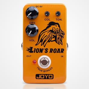 Joyo JF-MK Lion's Roar Mike Kerr Signature Overdrive
