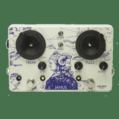 Walrus Audio Janus Tremolo/Fuzz - Walrus Audio Janus Fuzz/Tremolo for sale