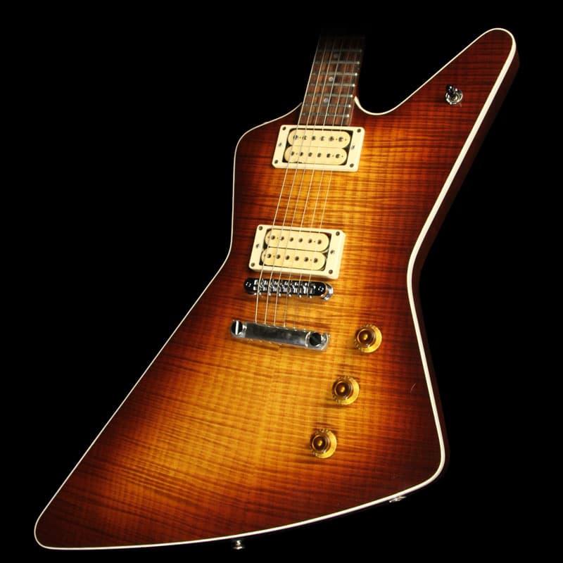 used 1981 hamer standard electric guitar refin sunburst reverb. Black Bedroom Furniture Sets. Home Design Ideas