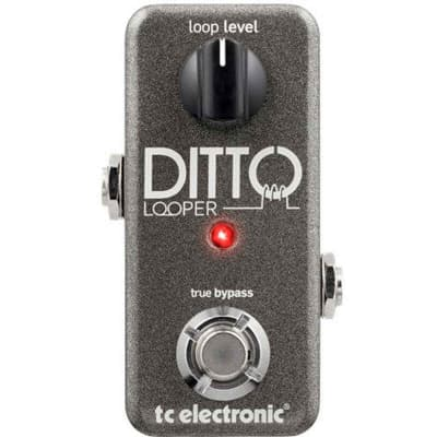 TC Electronic Ditto Stereo Looper Guitar Effects Pedal