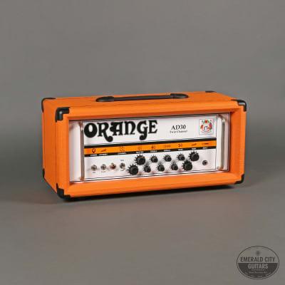 Orange AD30HTC Head [*Demo Video]