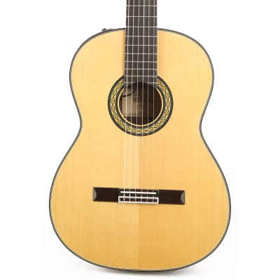 Takamine H8SS Hirade Concert Classical Nylon String Guitar for sale