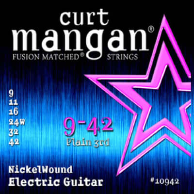 Curt Mangan 9-42