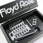 FLOYD-ROSE-ORIGINAL-TREMOLO-CHROME-W-LOCKNUT-R2-OR-R3-GERMAN MADE image