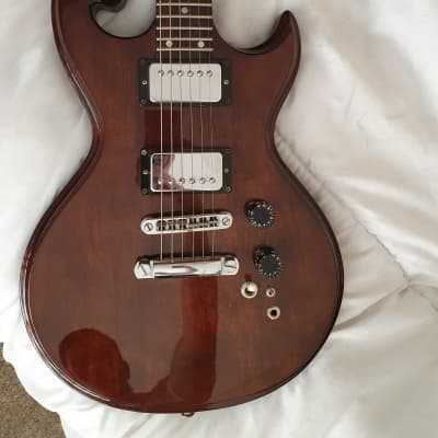 Epiphone Scroll SC-450 1978 Walnut brown for sale