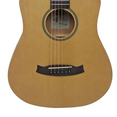 Tanglewood TW2-TS Spruce Top Mahogany Travel Guitar