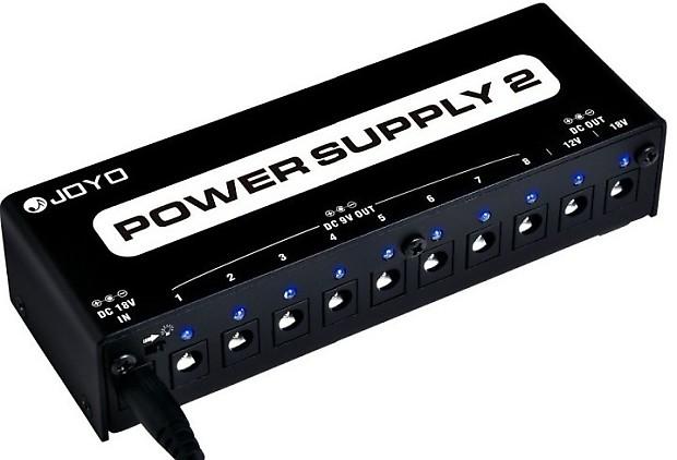 joyo jp 02 guitar effect pedal multi power supply reverb. Black Bedroom Furniture Sets. Home Design Ideas