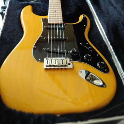 Fender American Deluxe Stratocaster Ash 2009 for sale