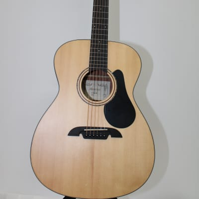 Alvarez Artist Series AF30 Folk Guitar, Natural/Glass Finish #38