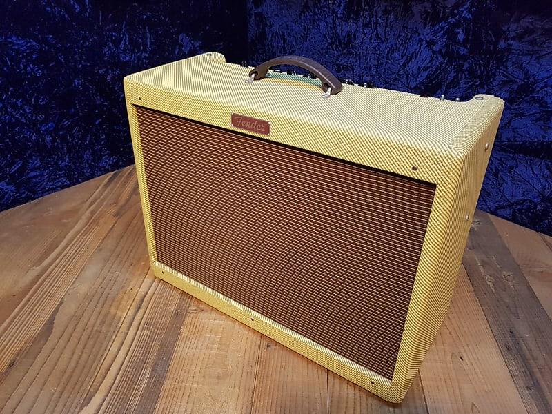 fender blues deluxe electric guitar amplifier amp reverb. Black Bedroom Furniture Sets. Home Design Ideas