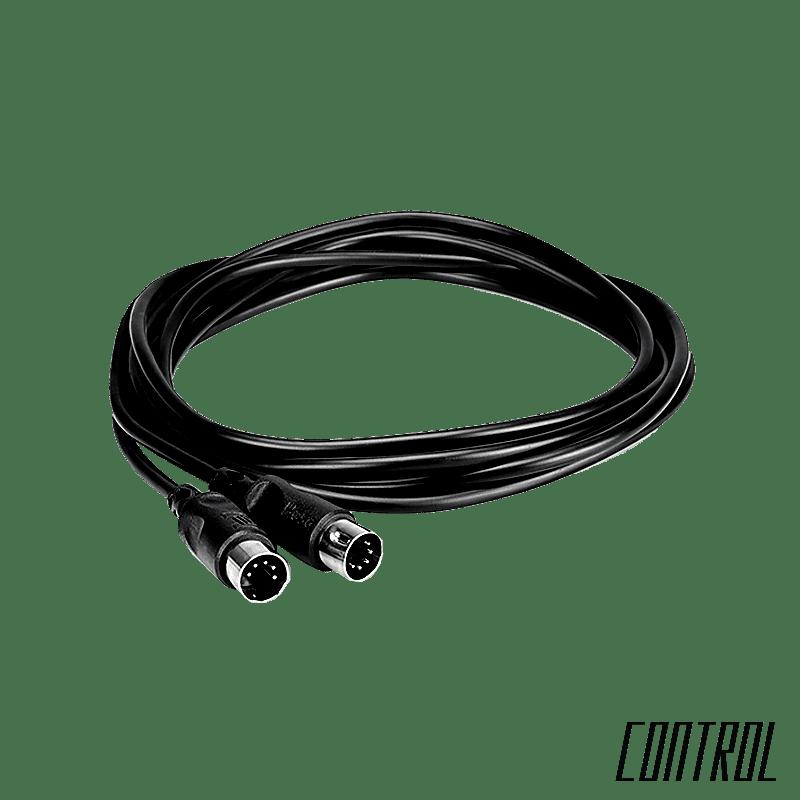 MIDI Cable / 5-pin DIN - 1ft | Control