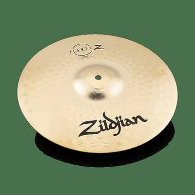 "Zildjian 13"" Planet Z Hi-Hat Cymbal (Bottom)"