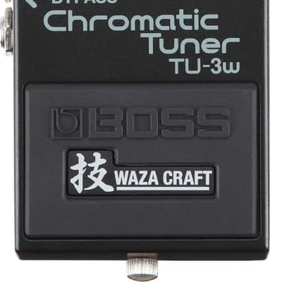 Boss TU-3w Waza Craft Chromatic Tuner for sale