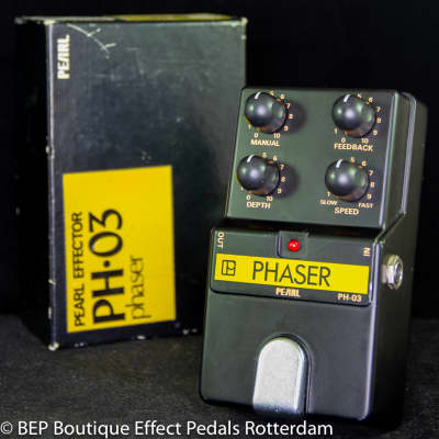 Pearl PH-03 Phaser mid 80's s/n 895924 Japan for sale