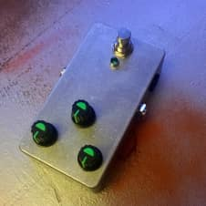 LightSoundGeometry Clean Octave Blend 2017 silver hand made in USA