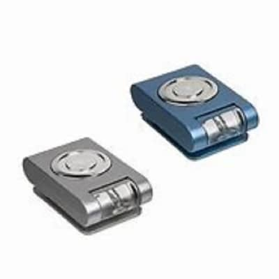 Mighty Bright 81922 Blue/Silver  LED Microclip Light Set of 2