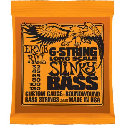 Ernie Ball Bass 6-str Slinky
