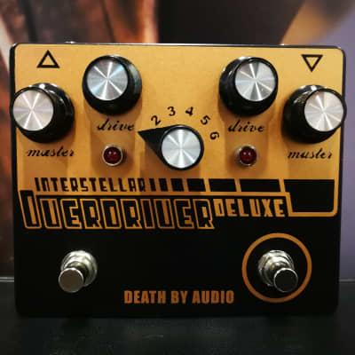 Death By Audio Interstellar Deluxe Overdriver
