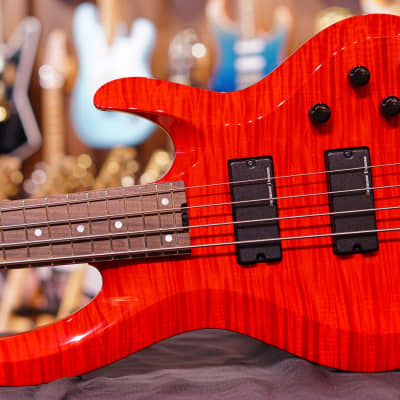 ESP bass BTL Lisa II red    Bandri! girls band party! collaboration roselia series for sale