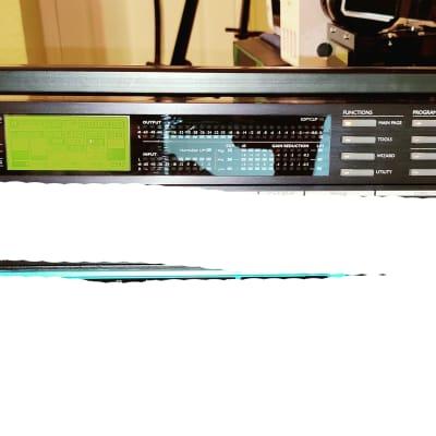TC Electronic Wizard Series Finalizer Studio Mastering Processor