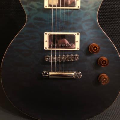 ESP USA  Eclipse,  Purple Haze Fade