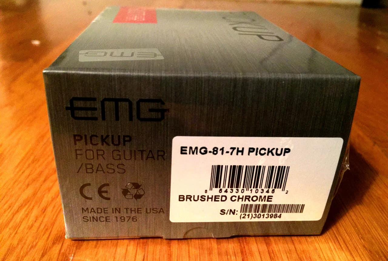 emg wiring guide with 6305176 Emg Emg 81 7 Brushed Chrome on Horton C2150 Wiring Diagram as well Ibanez Mikro Bass Wiring Diagram furthermore Kenwood Ddx310bt Wiring Diagram additionally 6305176 Emg Emg 81 7 Brushed Chrome in addition Emg Hz Wiring Diagram Color.