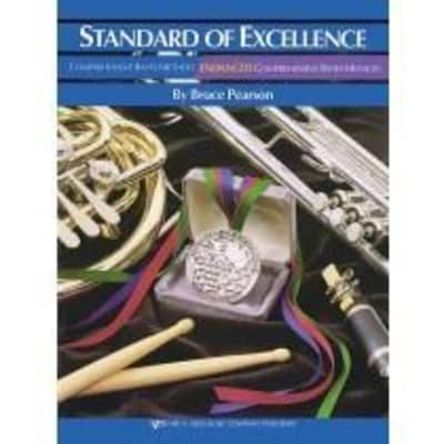 KJOS Standard of Excellence ENHANCED Book 2 - B♭ Tenor Saxophone