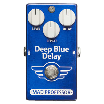 Mad Professor Deep Blue Delay - Used for sale
