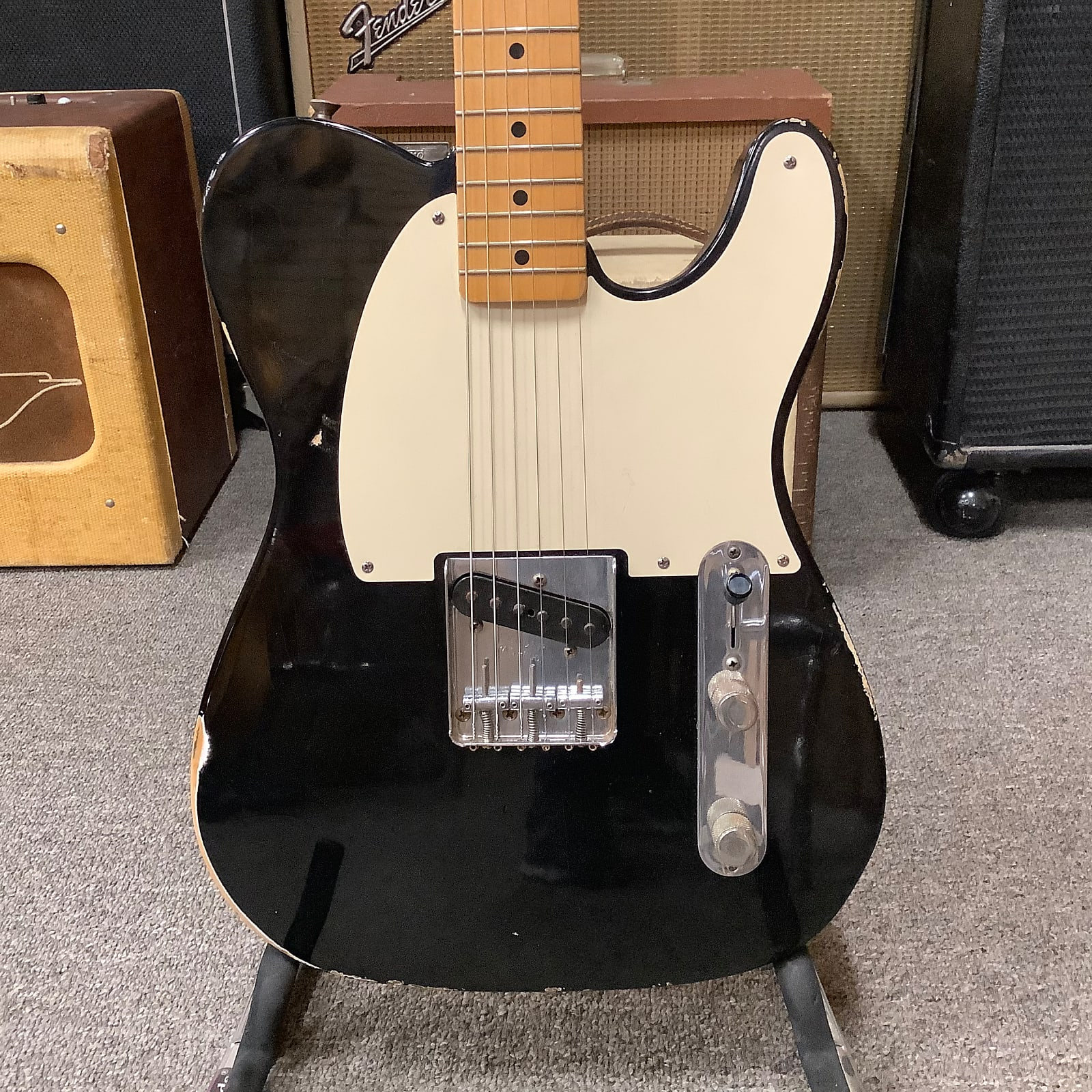 Fender Custom Shop '59 Esquire Relic