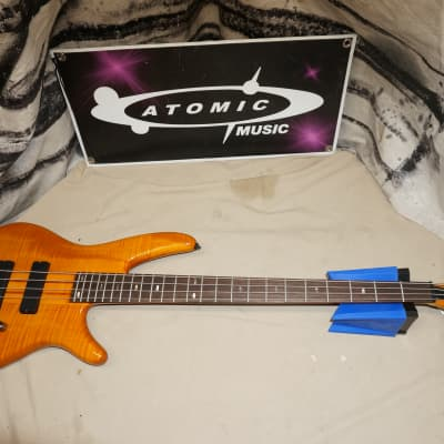 Ibanez SoundGear SR900 4-string Bass Guitar with Case 2004 for sale