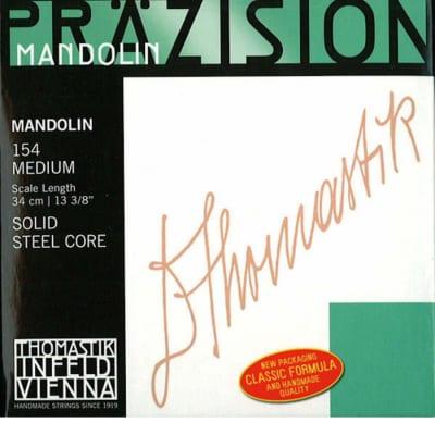 Thomastik-Infeld 154 Precision Mandolin String Set - Medium