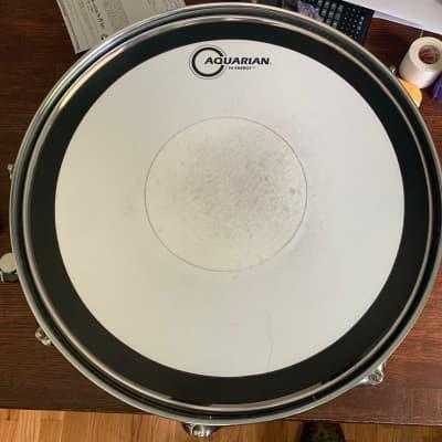 "Slingerland Jam Session 6.5x14"" 8-Lug Chrome Snare Drum"