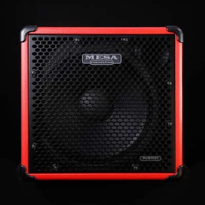 Mesa/Boogie 1x15 Subway Ultra-Lite Configured Red Bronco / Black