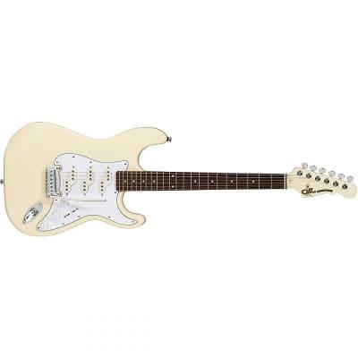 Guitarra G&L Tribute Comanche Olympic White RW