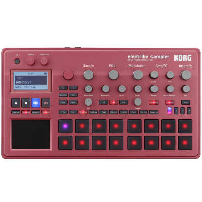 Korg Electribe2S Red Music Production Station